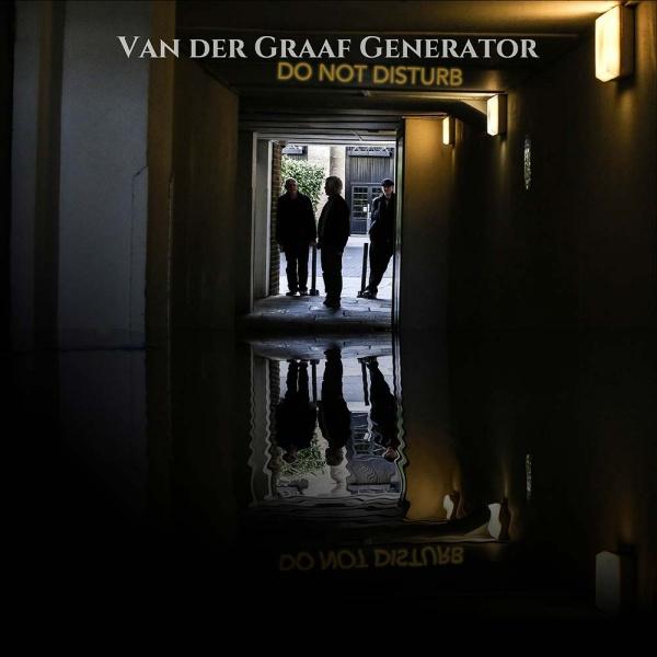 NEWS Van Der Graaf Generator releases brand new album.