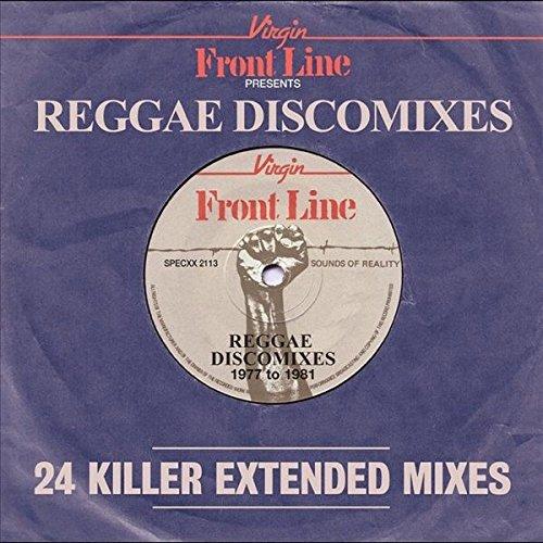 17/08/2015 : VARIOUS ARTISTS - Front Line Presents Reggae Discomixes