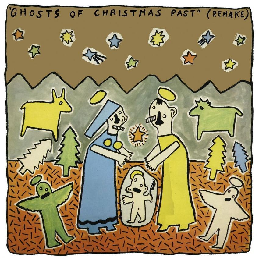 04/12/2015 : VARIOUS ARTISTS - Ghosts Of Christmas Past (Remake)