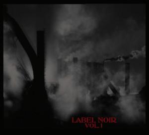 03/10/2011 : VARIOUS ARTISTS - Label Noir Vol.1