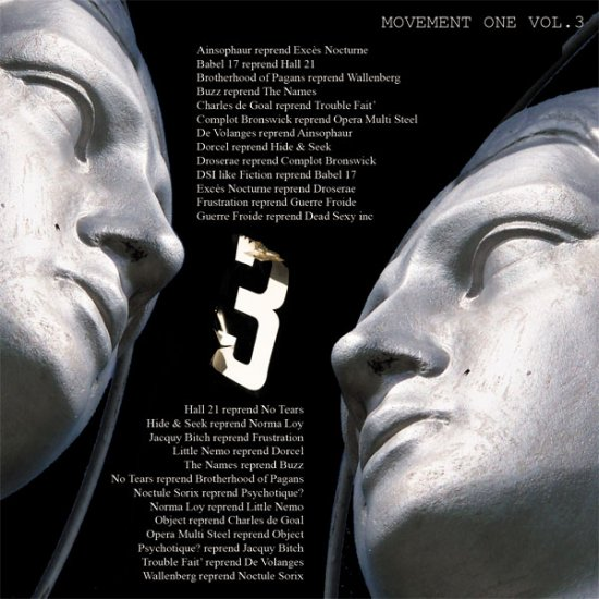 23/05/2011 : VARIOUS ARTISTS - Movement One Vol.3