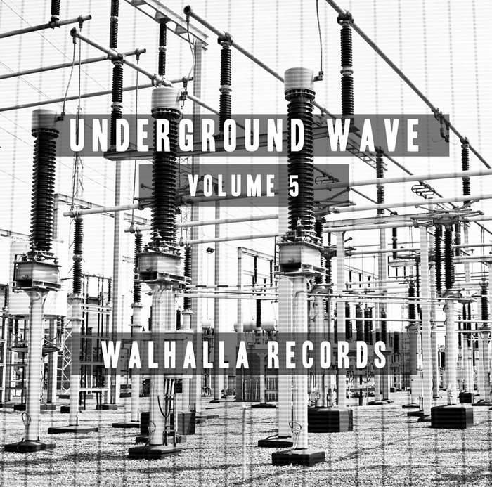 10/12/2016 : VARIOUS ARTISTS - Underground Wave - Volume 5