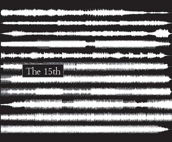 17/01/2015 : VARIOUS ARTISTS - THE 15TH
