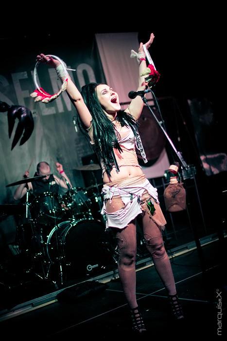 VIC ANSELMO - GothVille Fest, Herk-de-Stad, Belgium