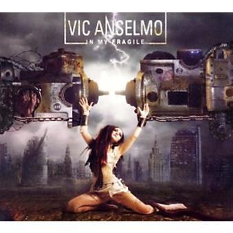 17/10/2011 : VIC ANSELMO - In My Fragile