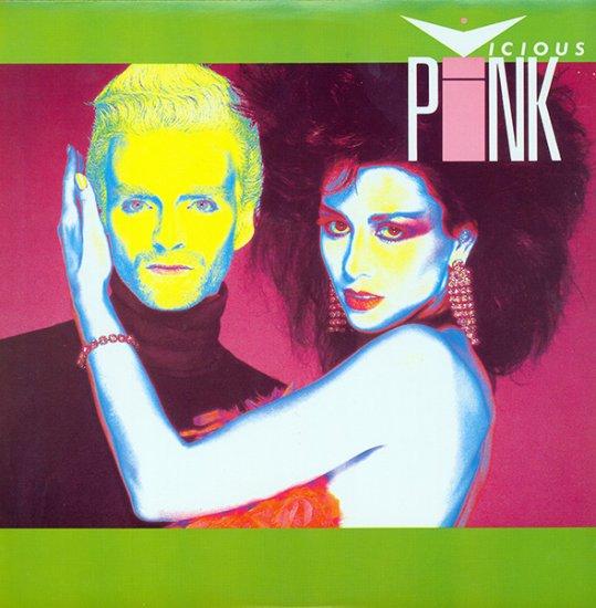 25/11/2012 : VICIOUS PINK - Vicious Pink