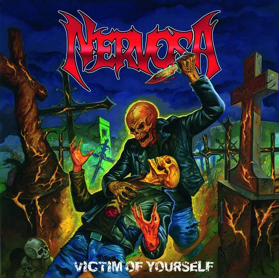 21/03/2014 : NERVOSA - Victim of Yourself