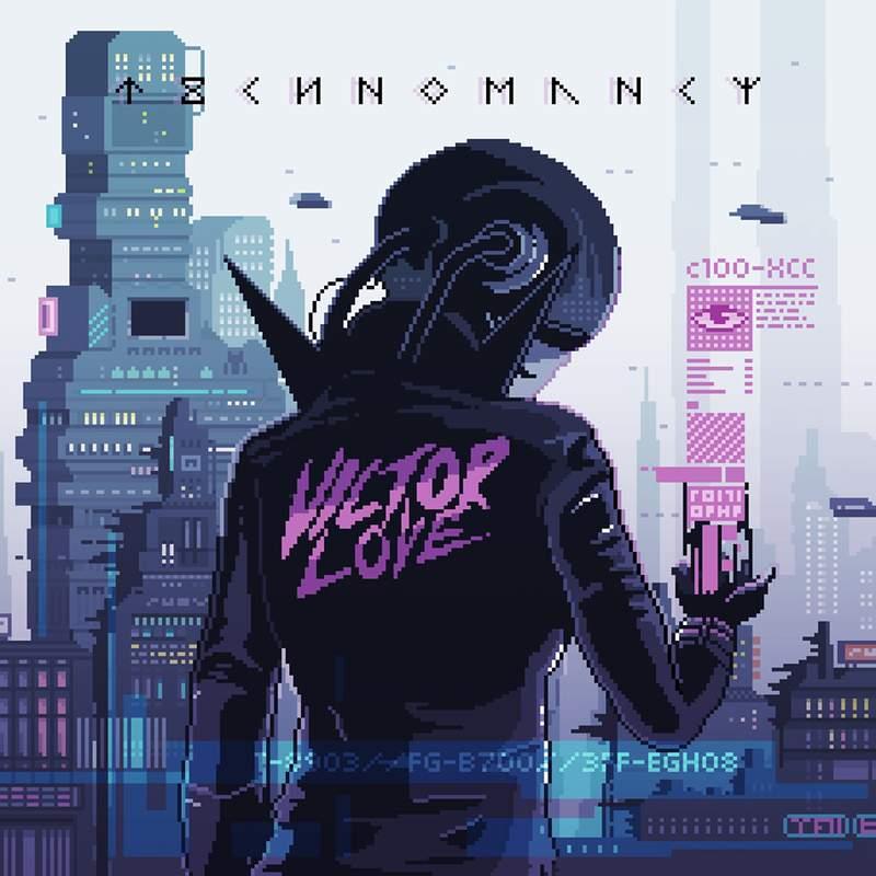 NEWS Victor Love Releases New Solo Album 'Technomancy' On Metropolis Records