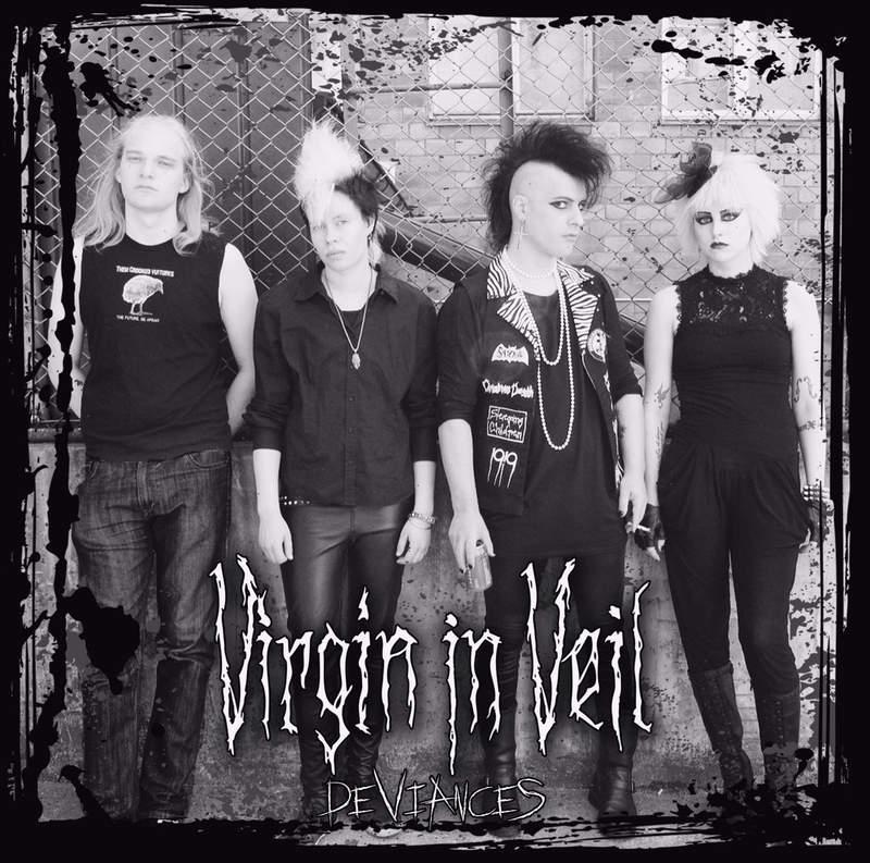 NEWS Virigin in Veil releases debut album called Deviances