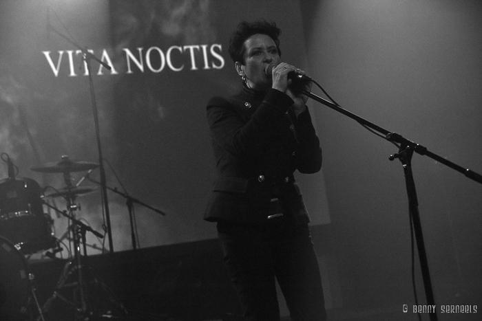 photoshoot VITA NOCTIS BIMfest 2016, De Casino, Sint-Niklaas, Belgium