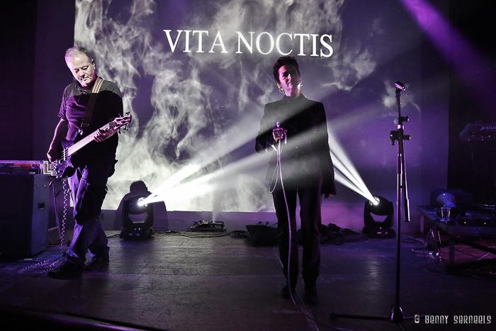 photoshoot VITA NOCTIS Daft / Minimal Maximal Fest, Het Oude Badhuis, Antwerp, Belgium