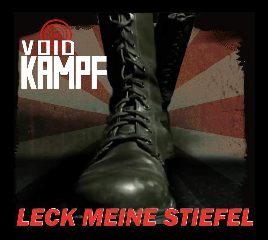 NEWS Bored during lockdown? Void Kampf offers you all their music at 'name your price'!