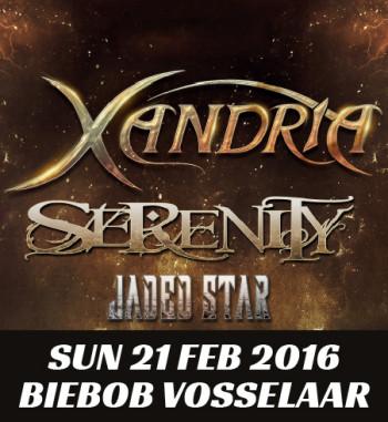 08/12/2016 : JADED STAR/SERENITY - Vosselaar, Biebob (21/02/16)