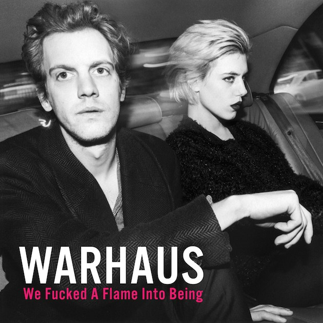 11/12/2016 : WARHAUS - We Fucked A Flame Into Being