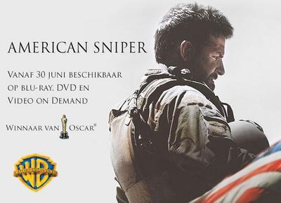 NEWS Warner releases American Sniper on DVD and Blu-ray