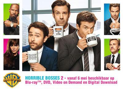 NEWS Warner releases Horrible Bosses 2