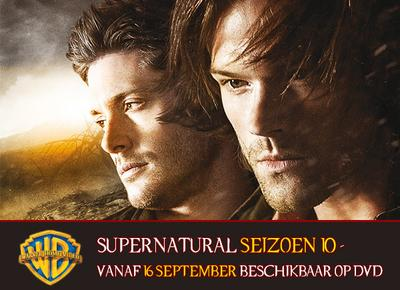 NEWS Warner releases the 10th season of The Supernatural