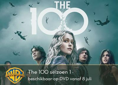 NEWS Warner releases the 1st season fromThe100 on DVD