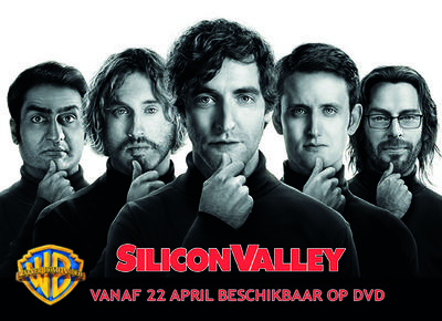 NEWS Warner releases the first season from HBO's Silicon Valley