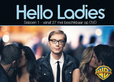 NEWS Warner releases the first season from Hello Ladies