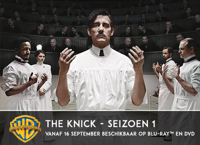 NEWS Warner releases the first season of The Knick by Soderbergh