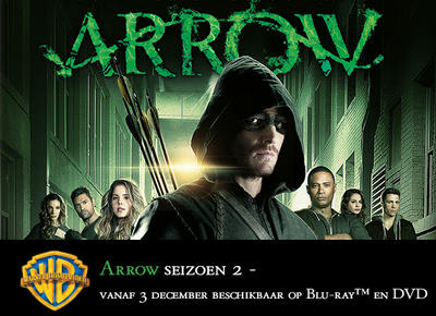 NEWS Warner releases the second season from Arrow
