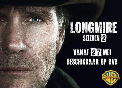 NEWS Warner releases the second season from Longmire