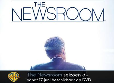 NEWS Warner releases the third season from The Newsroom