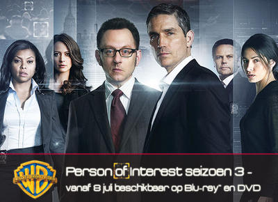 NEWS Warner releases the third season of Person Of Interest