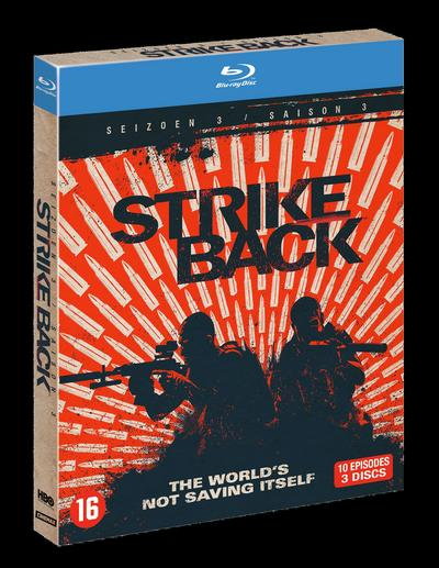 NEWS Warner releases the third season of Strike Back