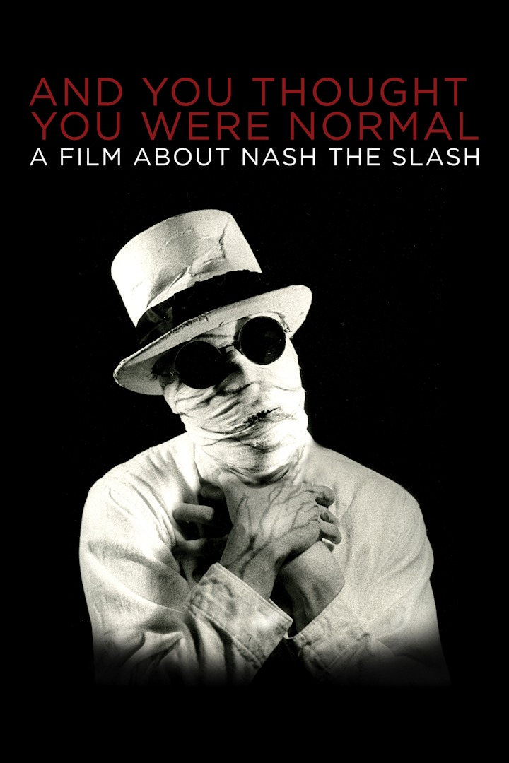 NEWS Watch a new trailer for an upcoming documentary on Canadian synthpunk innovator, Nash The Slash!