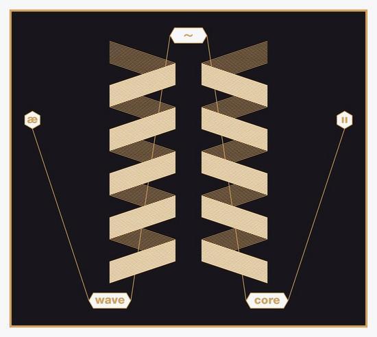 22/12/2013 : VARIOUS ARTISTS - Wavecore II
