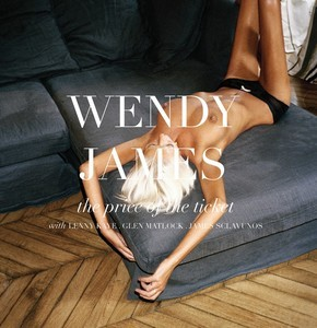 08/12/2016 : WENDY JAMES - The Price Of The Ticket