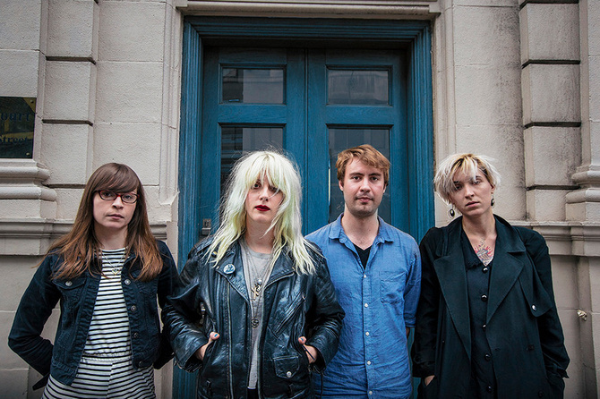 10/12/2016 : WHITE LUNG + COCAINE PISS - Antwerp, Trix (05/06/2016)