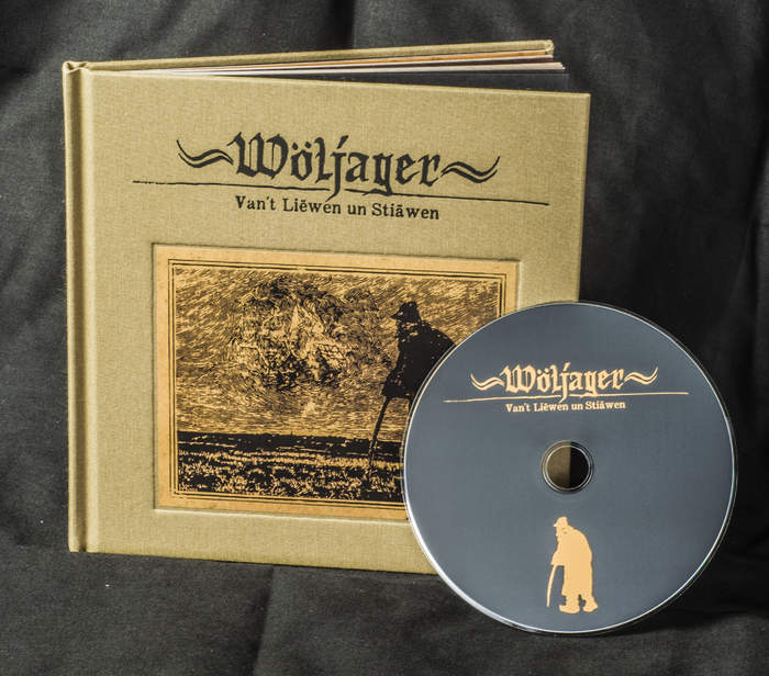 10/12/2016 : WOLJAGER - Van T Liewen Un Stiäwen