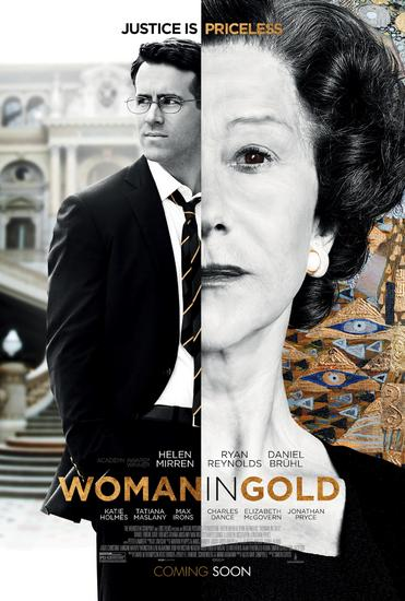 17/07/2015 : SIMON CURTIS - Woman In Gold