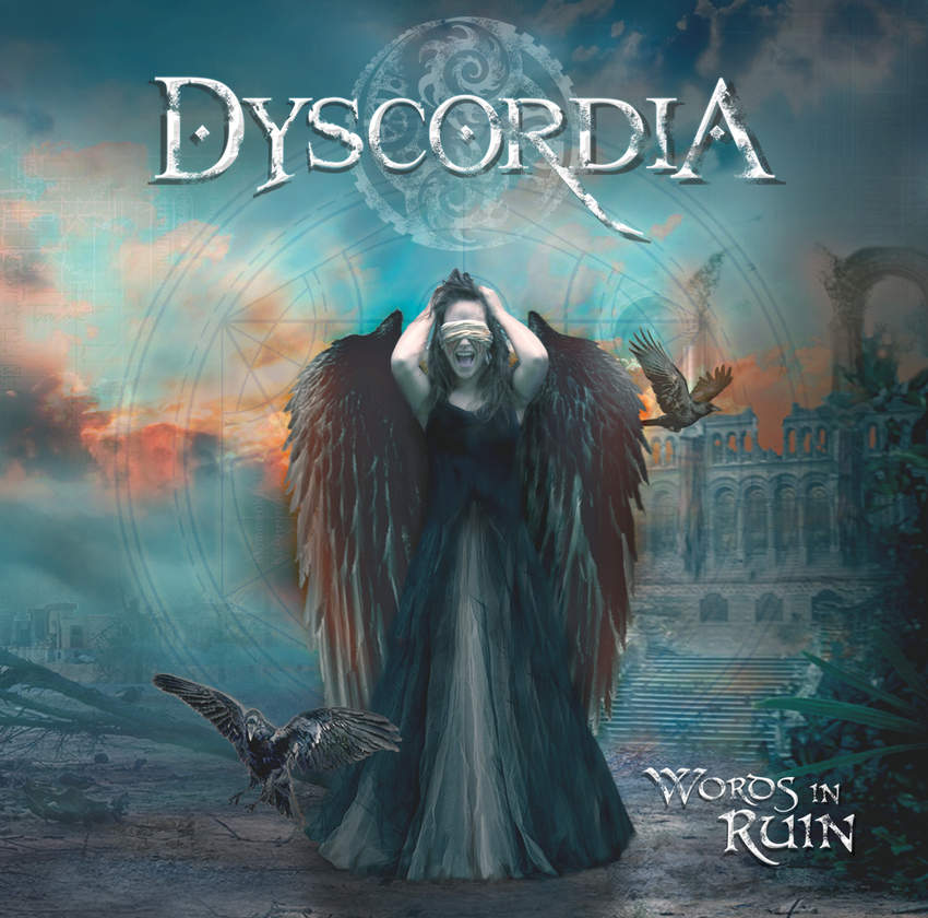 08/12/2016 : DYSCORDIA - Words in Ruin
