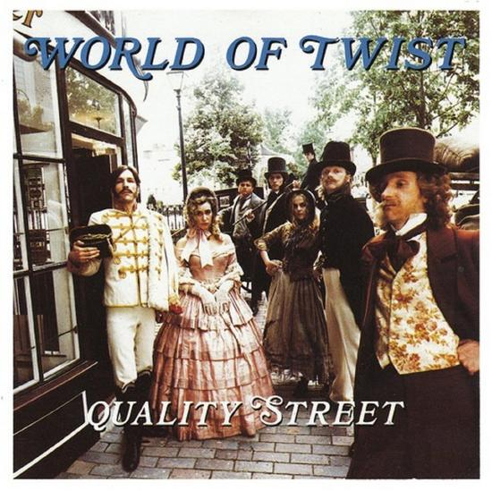 15/08/2015 : WORLD OF TWIST - Quality Street