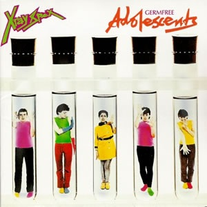 NEWS Today 42 Years Ago X-Ray Spex Release The Phenomenal Germfree Adolescents