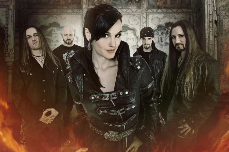 XANDRIA • interview • 2014 • Peek-A-Boo Magazine