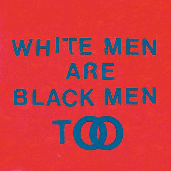 23/04/2015 : YOUNG FATHERS - White Men Are Black Men Too