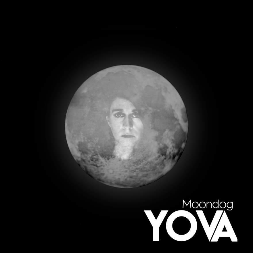 NEWS YOVA - Debut Single 'Moondog' (featuring members of PJ Harvey / Grumbling Fur / Cameron Craig)