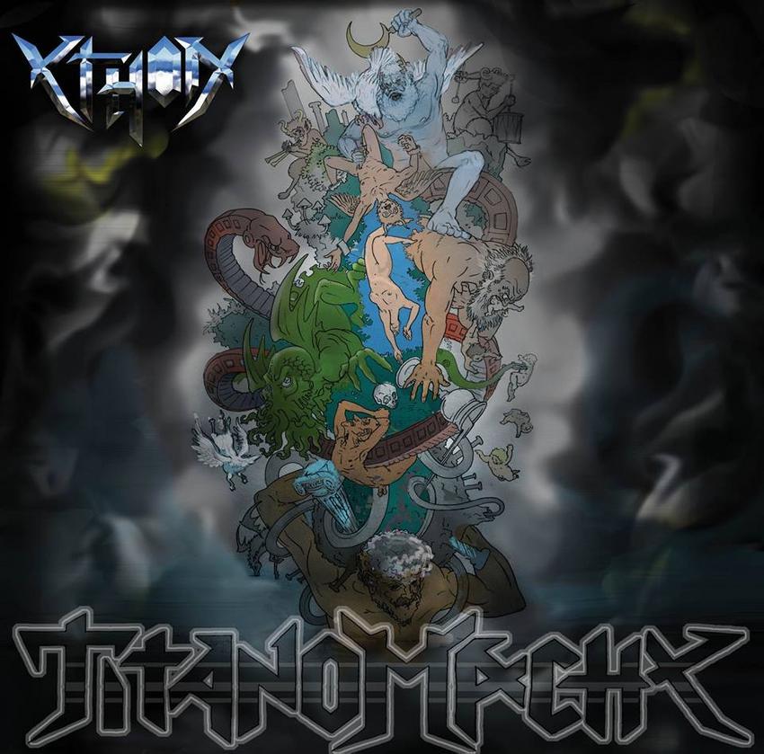 12/11/2015 : YTHON - Titanomachy