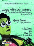 Georgio 'The Dove' Valentino + Grey Lotus