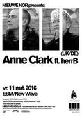 Anne Clark ft HerrB