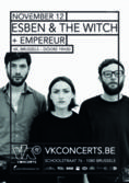 Esben and the Witch + Empereur