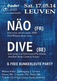 Bunkerleute presents: NAO + DIVE