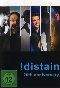 CD !DISTAIN 20th Anniversary