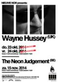Wayne Hussey + The Neon Judgement