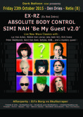 Simin Nah 'Be My Guest v2.0' + EX-RZ + Absolute Body Control